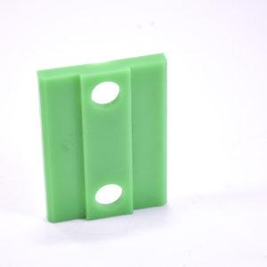 Fusible plástico lateral – Lateral Corredera patas